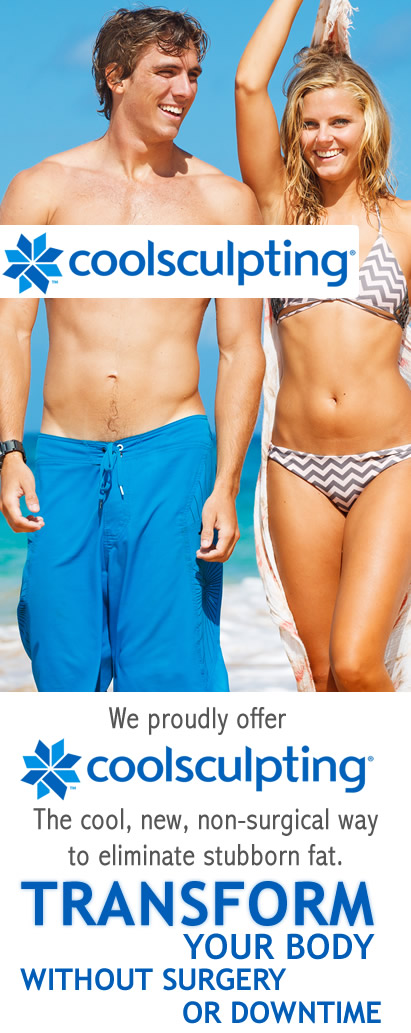 CoolSculpting Clinton Township, MI